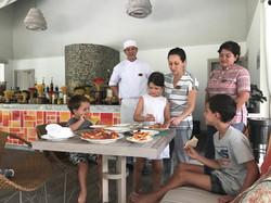 Familien Luxusreise ins Kanuhura