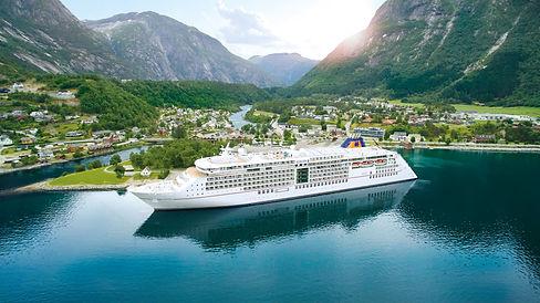 Familien Luxusreise mit der MS Europa 2