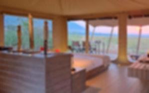 Familien Luxusreise ins andBeyond Klein´s Camp
