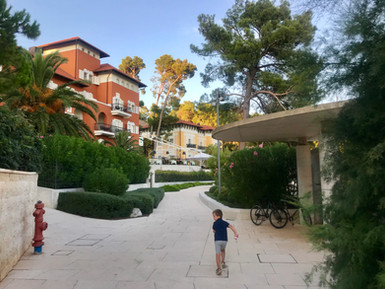 Kroatien- Alhambra