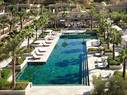 Familienluxusreise ins Four Seasons Marrakech