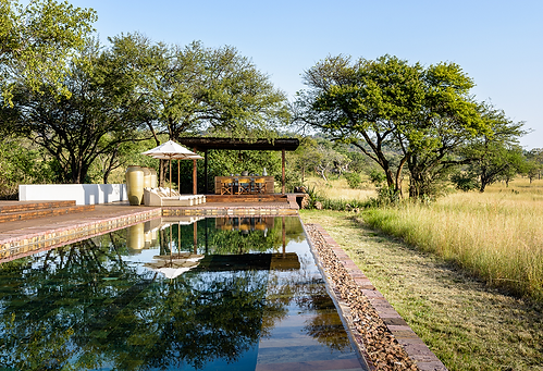 Familienluxusreise ins Singita Serengeti House
