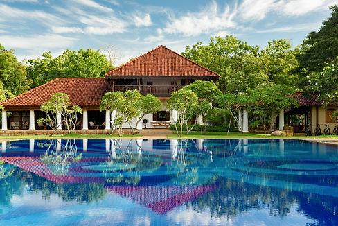 Familienluxusreise ins Ulagalla Resort