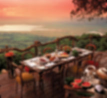 Familien Luxusreise in die andBeyond Ngorongoro Krater Lodge