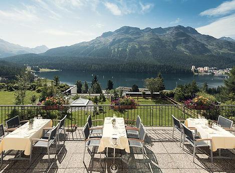 Familienluxusreise ins Kulm Hotel St.Moritz