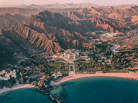 Familienluxusreise zum Al Bustan Palace