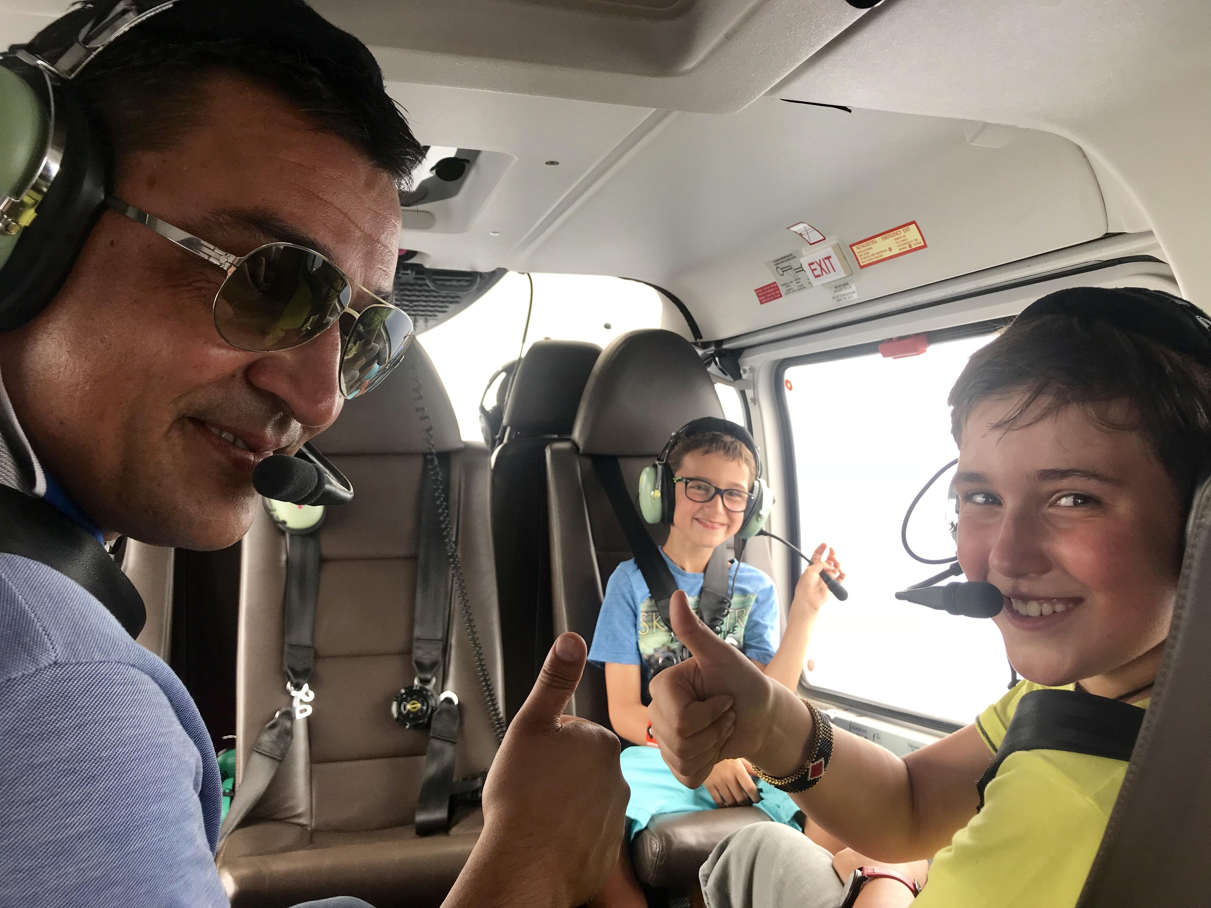 Familienluxusreise nach North Island