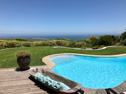 Pool der Garden Lodge