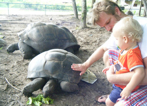 Familien-Traumurlaub auf den Seychellen