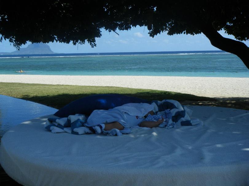 Bild 6 zu mit Baby auf Mauritius