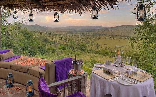 Familien Luxusreise ins andBeyond Ngorongoro Krater Lodge