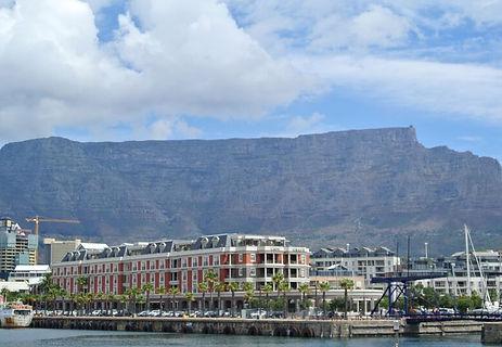 Familien Luxusreise ins Cape Grace