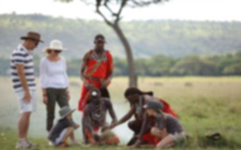 Familienluxusreise nch Kenia