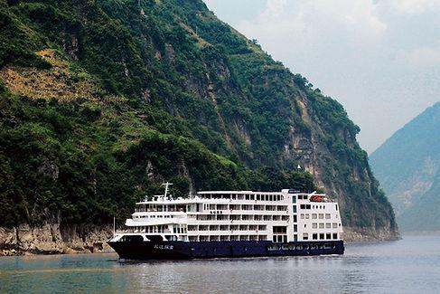 Familienluxusreise mit dem Sanctuary Yangzi Explorer