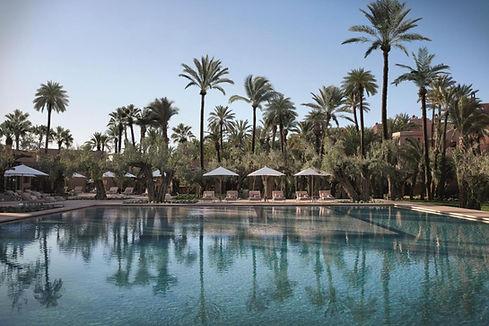 Familienluxusreise ins Royal Mansour Marrakech