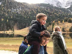 Familienluxusreise ins Schloss Elmau