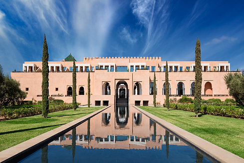 Familienluxusreise ins The Oberoi Marrakech