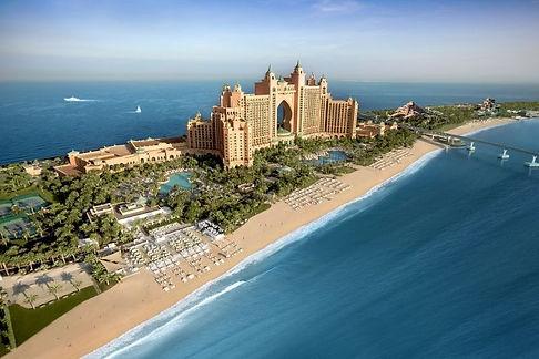 Familien Luxusreise ins Atlantis The Palm