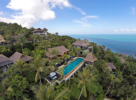Familien Luxusreise ins Four Seasons Koh Samui