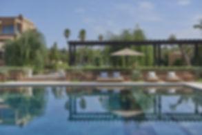Familienluxusreise ins Mandarin Oriental Marrakech
