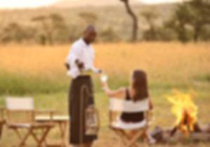 Familien Luxusreise ins Mara Bushtops Camp
