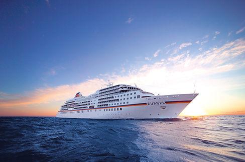 Familien Luxusreise mit der MS EUROPA