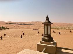 Blick in die Wüste