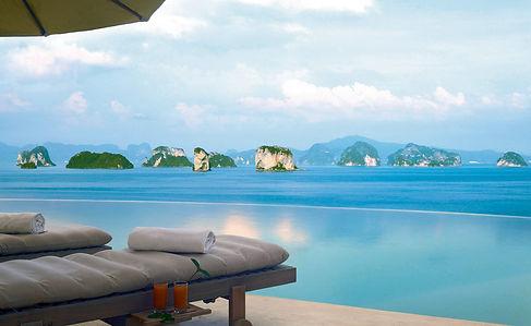 Familien Luxusreise ins Six Senses Yao Noi