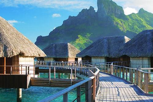 Familienluxusreise ins Four Seasons Bora Bora