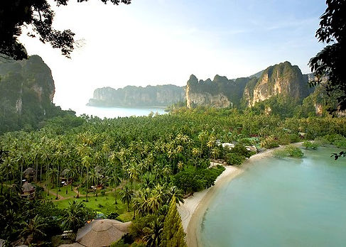 Familien Luxusreise ins Rayavadee Krabi