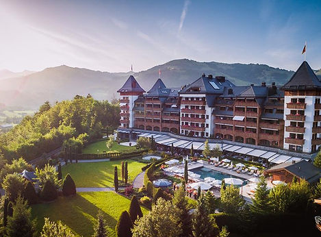 Familienluxusurlaub ins The Alpina Gstaad