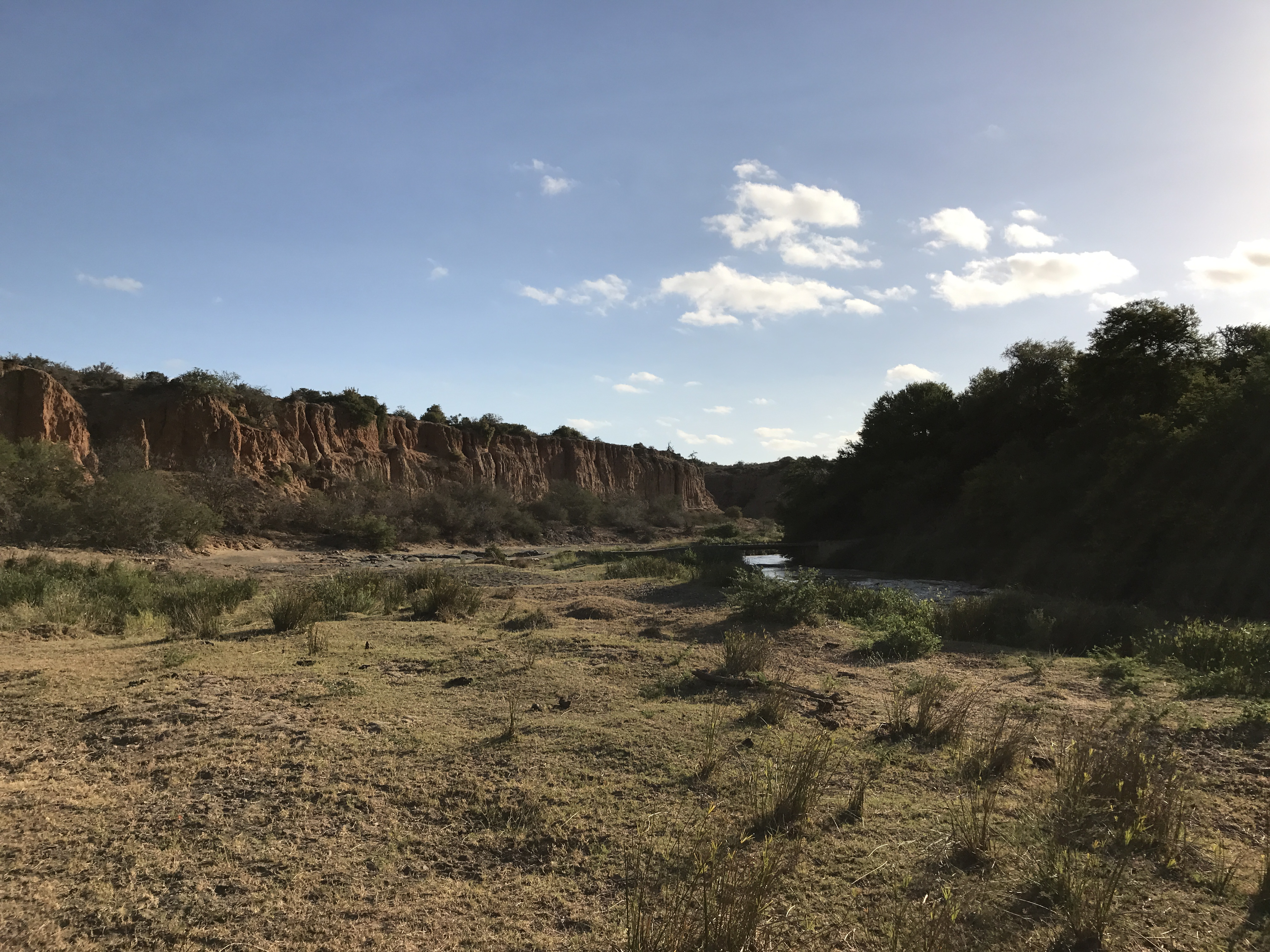 Wunderbare Landschaft