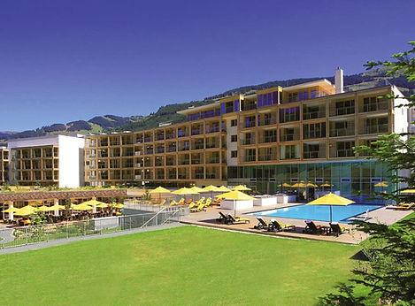 Familienluxusreise ins Kempinski Hotel Das Tirol Jochberg