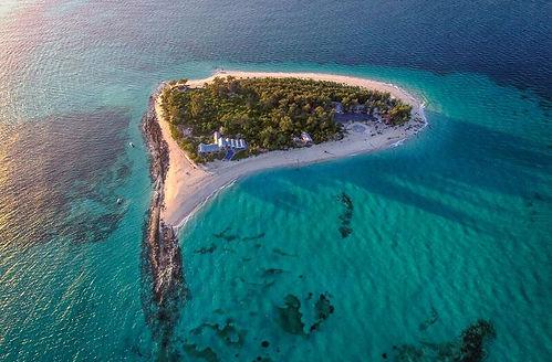 Familien Luxusreise nach Thanda Island