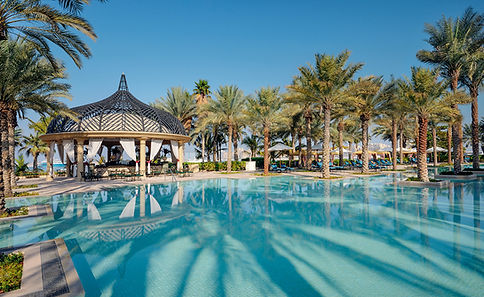 Familien Luxusreise ins One&Only Royal Mirage