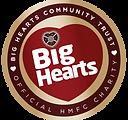 Big Hearts Community Trust logo