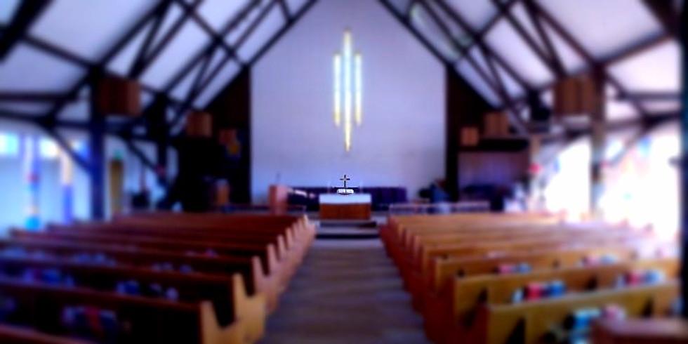 West Portland UMC Virtual Worship Service