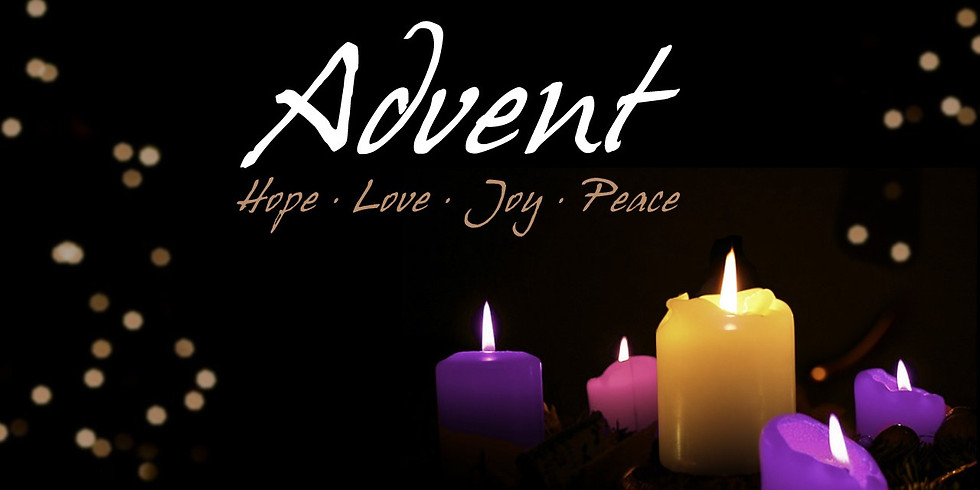 West Portland UMC Virtual Worship Service (2nd Sunday of Advent)
