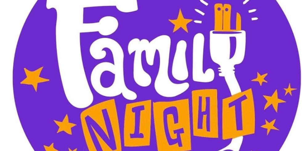 Family Night Unplugged!