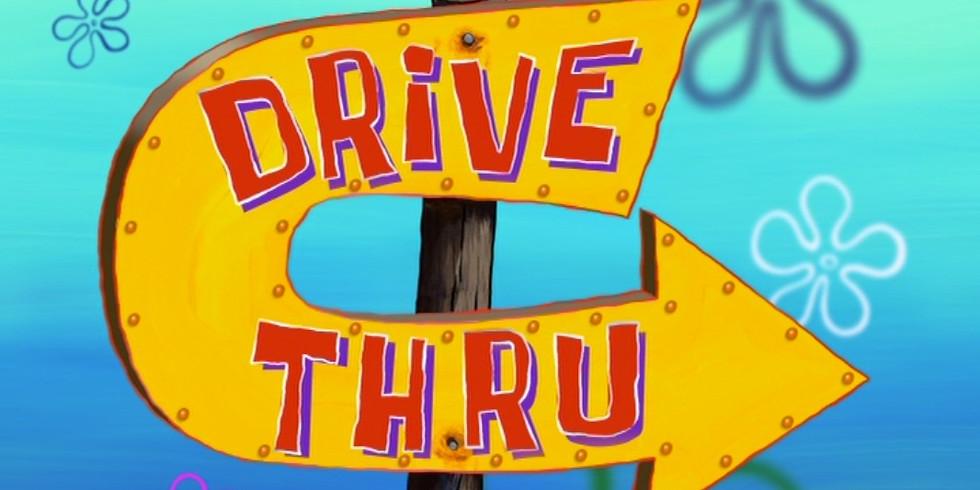 Drive Thru, Drop Off Donation Event