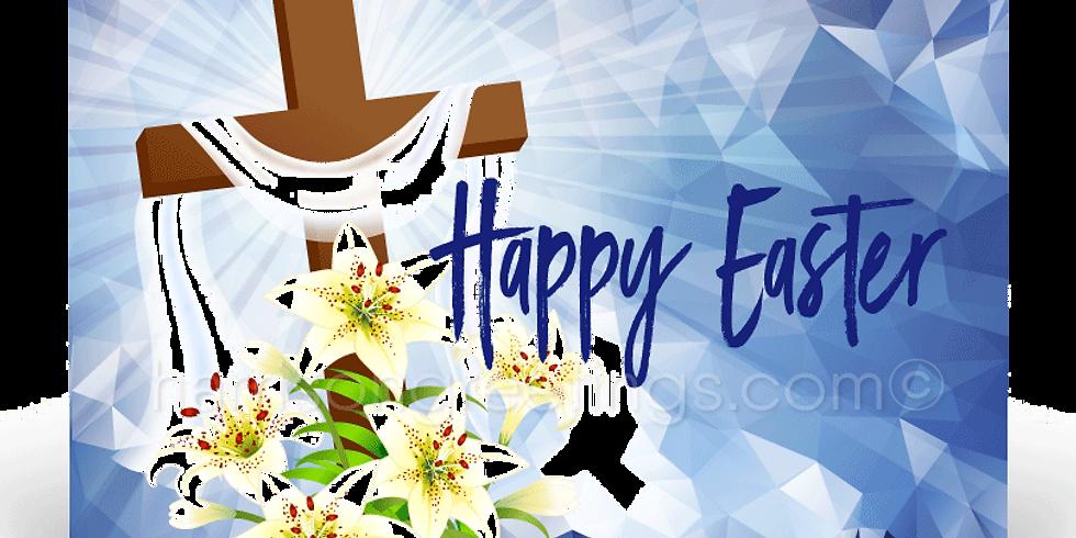 Easter Worship Service @ West Portland UMC