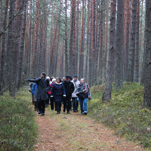 Gyvieji ir mirusieji: ką apie tai pasakoja baltų kultūros vietos? Ekskursija po Ignalinos kraštą
