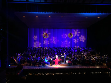 Indianapolis Symphonic Choir: Festival of Carols