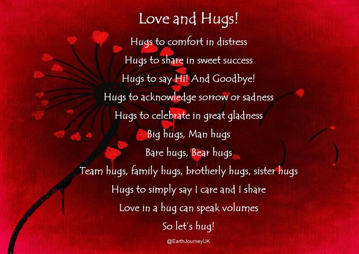 Love and Hugs!