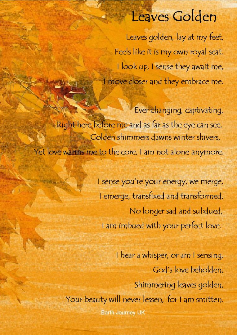 Leaves Golden