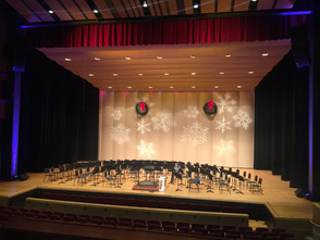 Holiday Wind Ensemble Concert