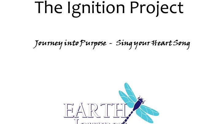 Journey into Purpose - Sing your Heart Song