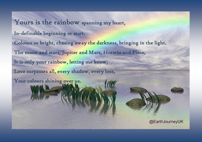 Yours is the Rainbow
