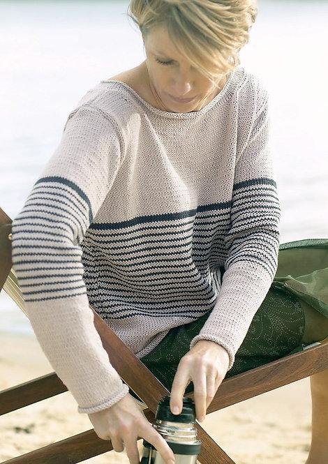 037 Striped T Shirt  - digital download