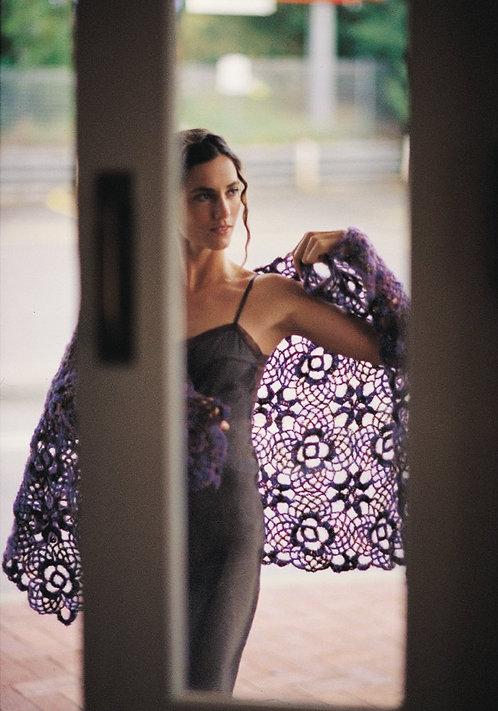 053 Mohair Skirt + shawl & scarf - digital download